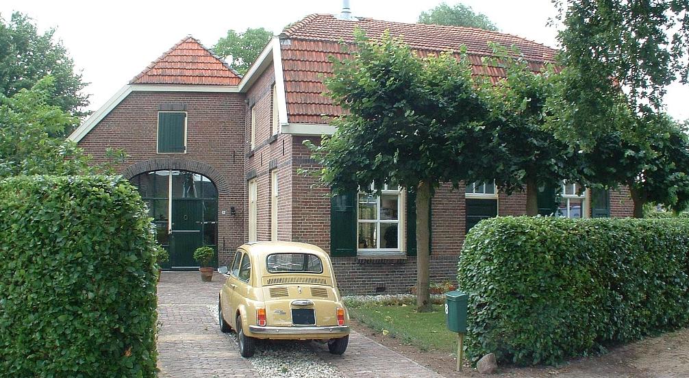 huis voorzijde